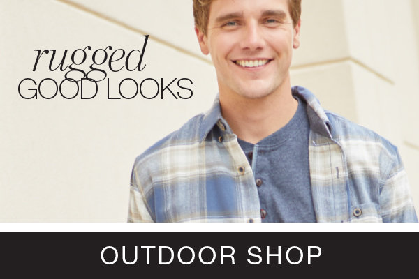 Shop Outdoor Styles for Men
