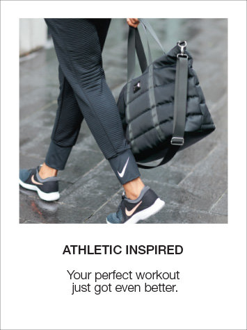 Sporty Athleisure Bags