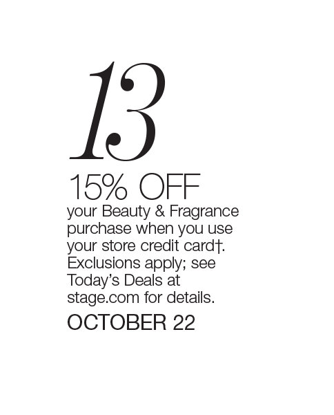 Shop Beauty & Fragrance