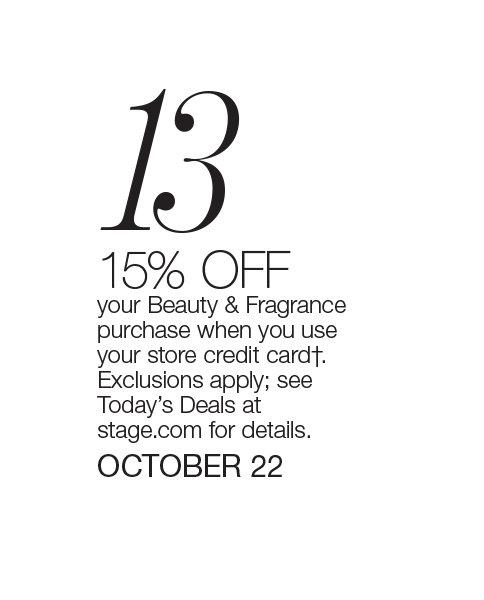 Shop Beauty & Fragrance