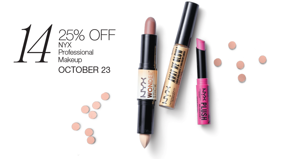 Shop NYX Professional Makeup