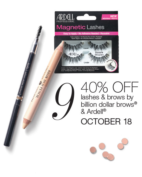 Shop Lashes & Brows
