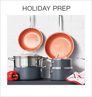 Shop Stage for Cookware