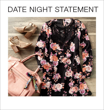 Shop Date Night Statement