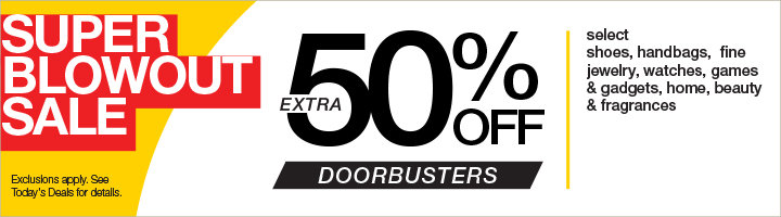 Shop All Beauty Doorbusters. Receive Extra 50% OFF at Stage.