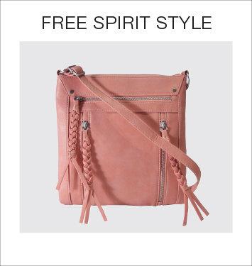 Shop Free Spirit Style Handbags