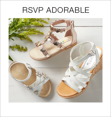 Shop Girls' Sandals at Stage