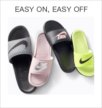 17a684ab537 Shop Athletic Slides at Stage