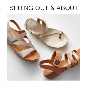 SPRING OUT & ABOUT