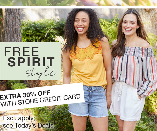 Shop Free Spirit Trend at Stage