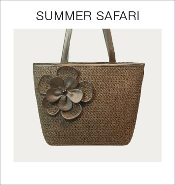 Shop Summer Safari Handbags at Stage