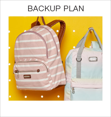 Shop Fashion Backpacks at Stage