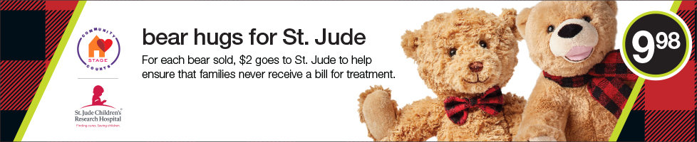 St. Jude - Donate Today