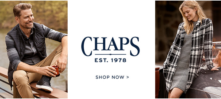 Shop Chaps at Stage