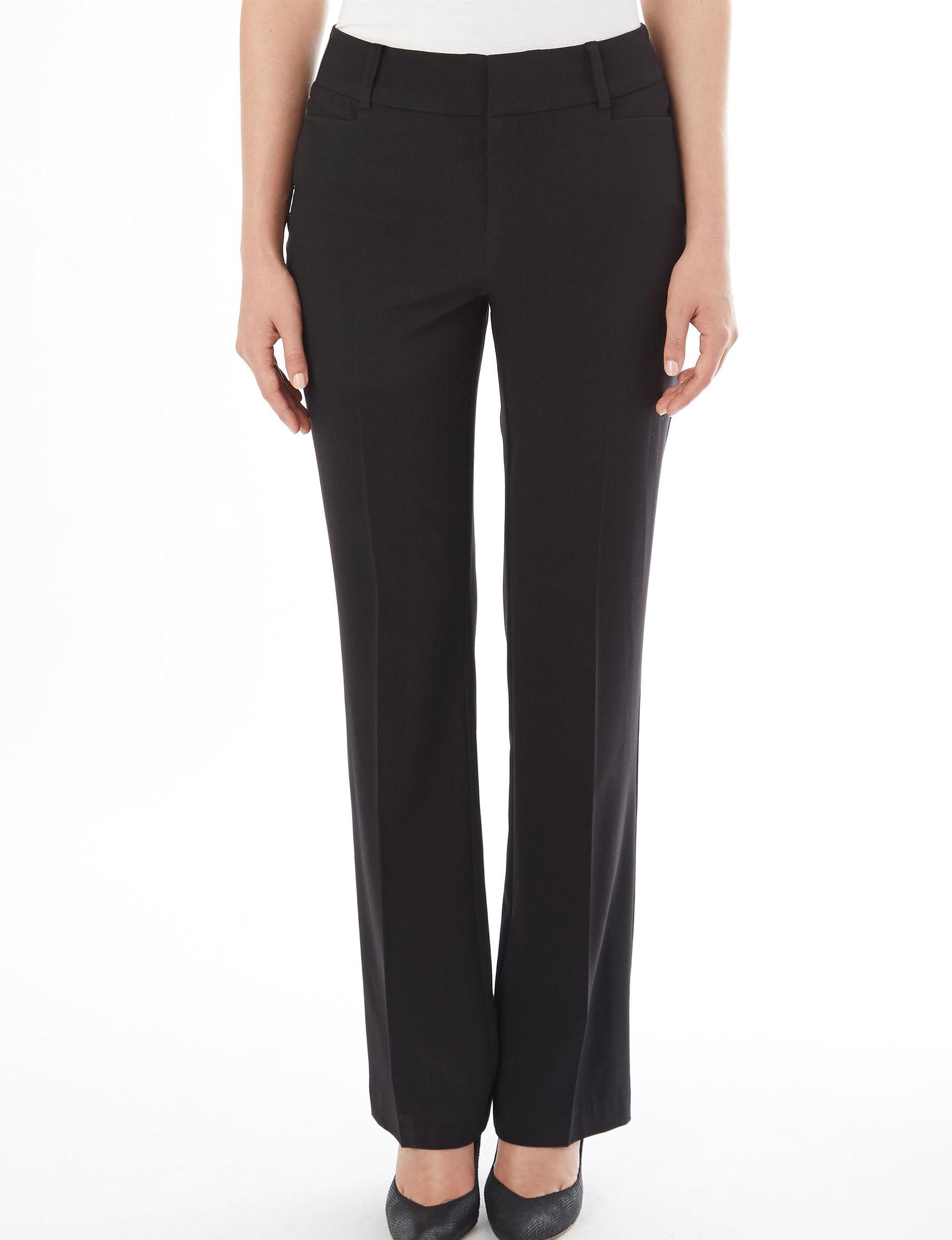 A. Byer Black Soft Pants