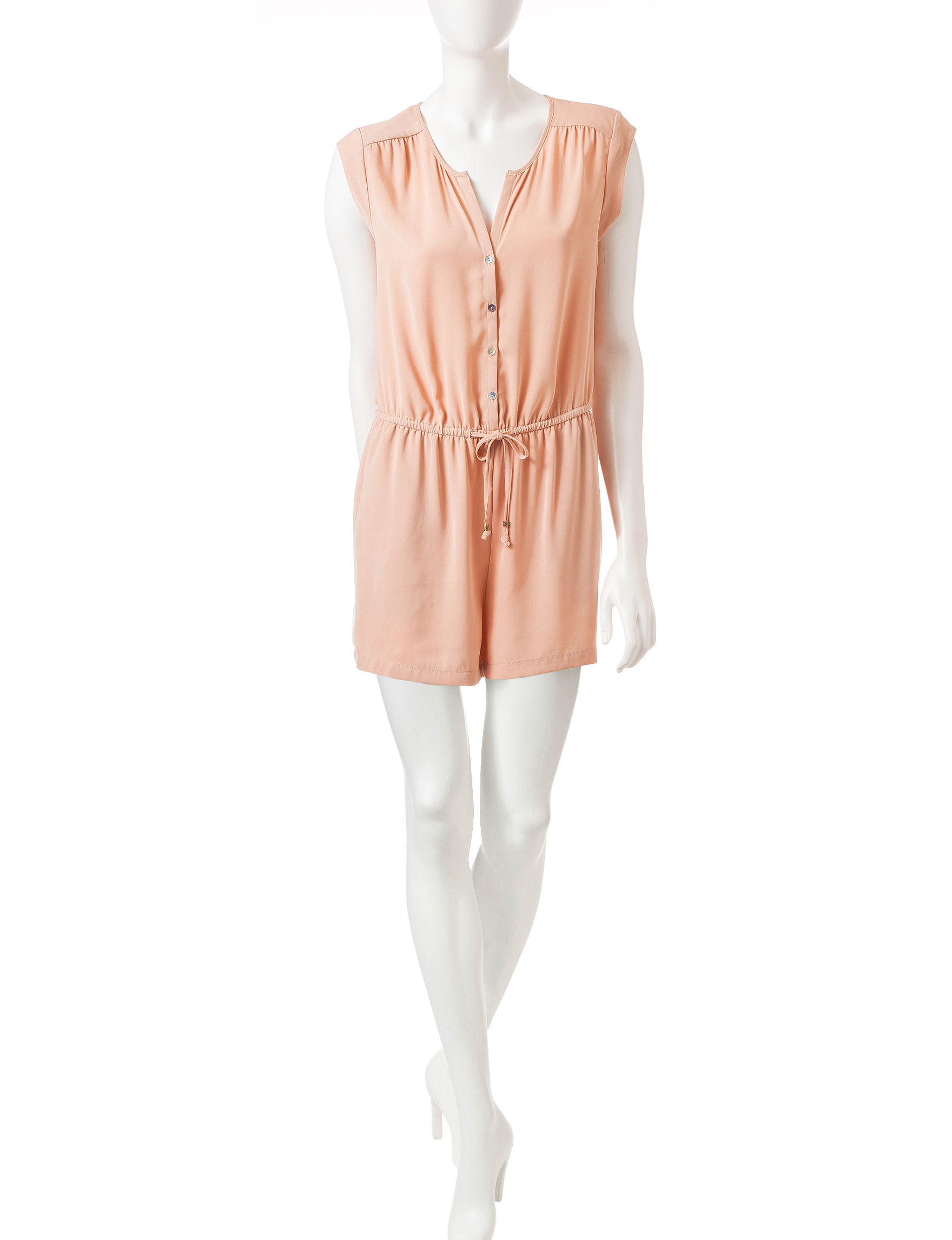 Signature Studio Blush Everyday & Casual Shirt Dresses