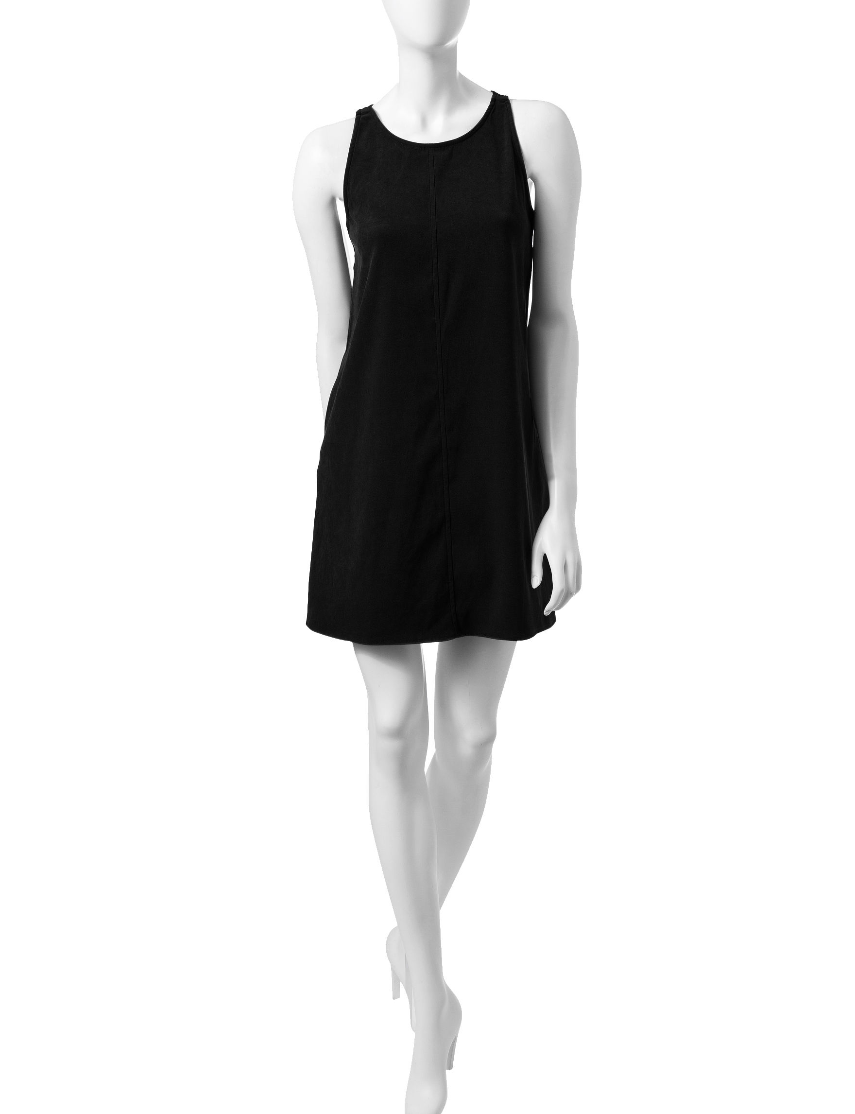 Speechless Black Everyday & Casual Shift Dresses