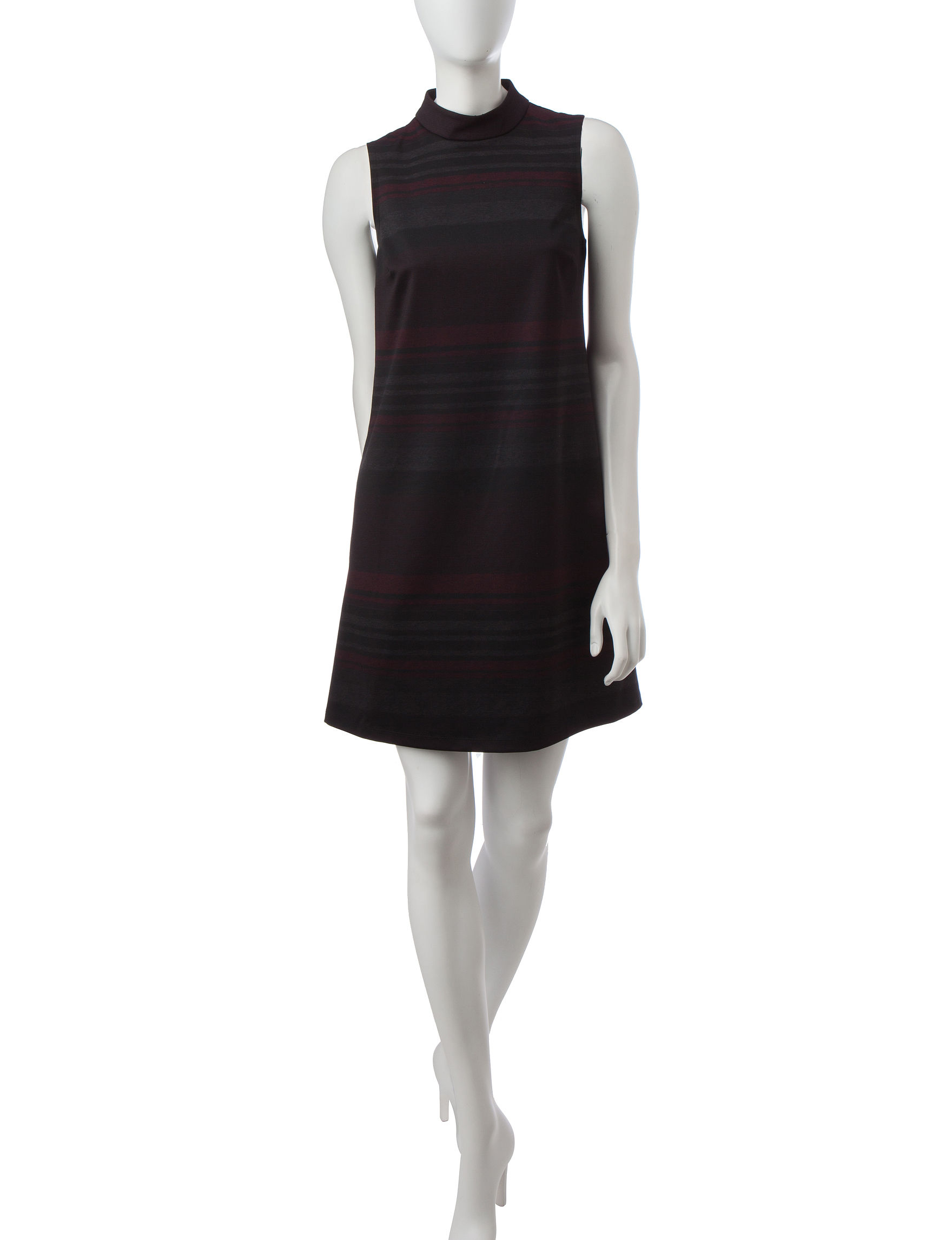 A. Byer Black Everyday & Casual Shift Dresses