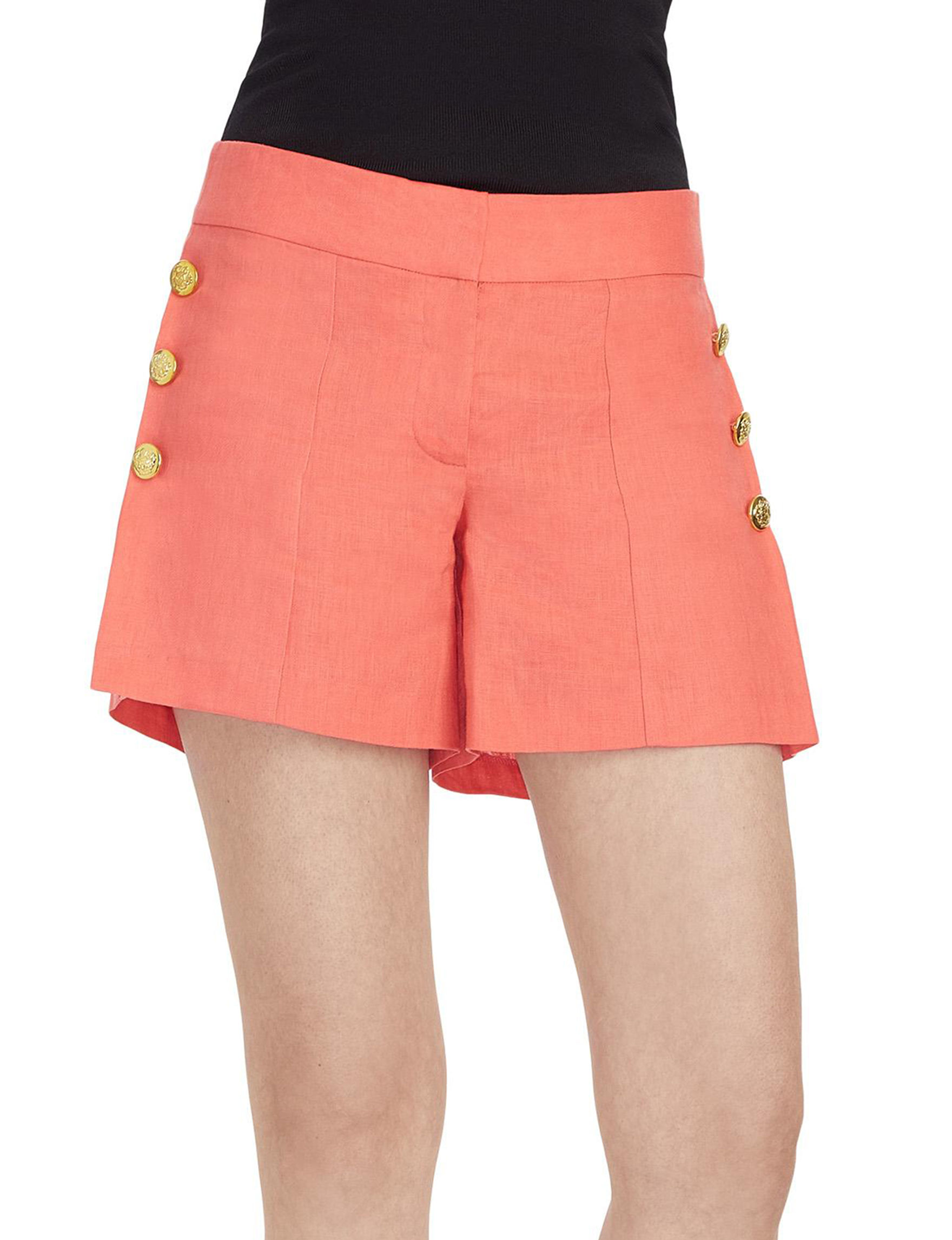 XOXO Coral Soft Shorts