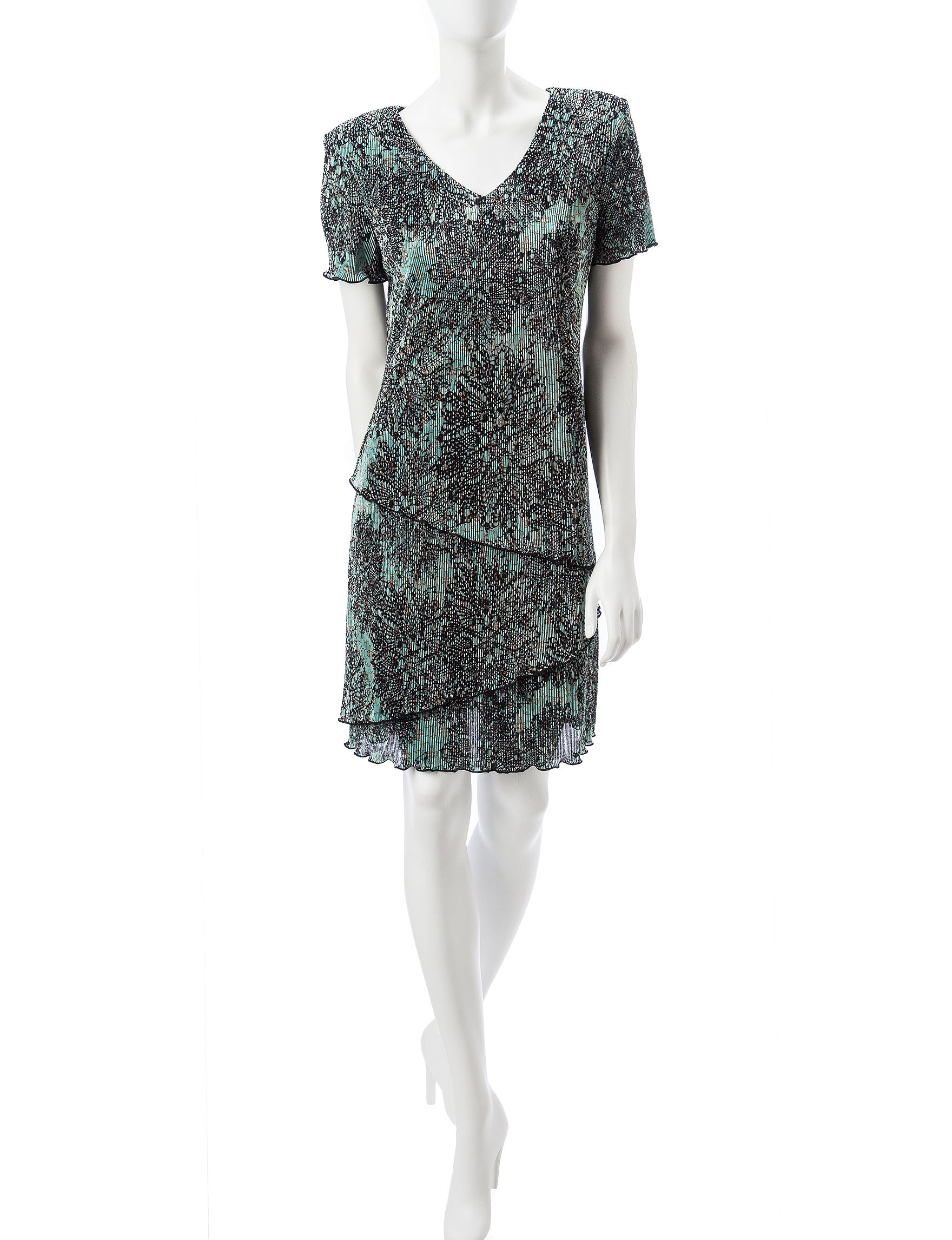 Connected Sage Everyday & Casual Shift Dresses