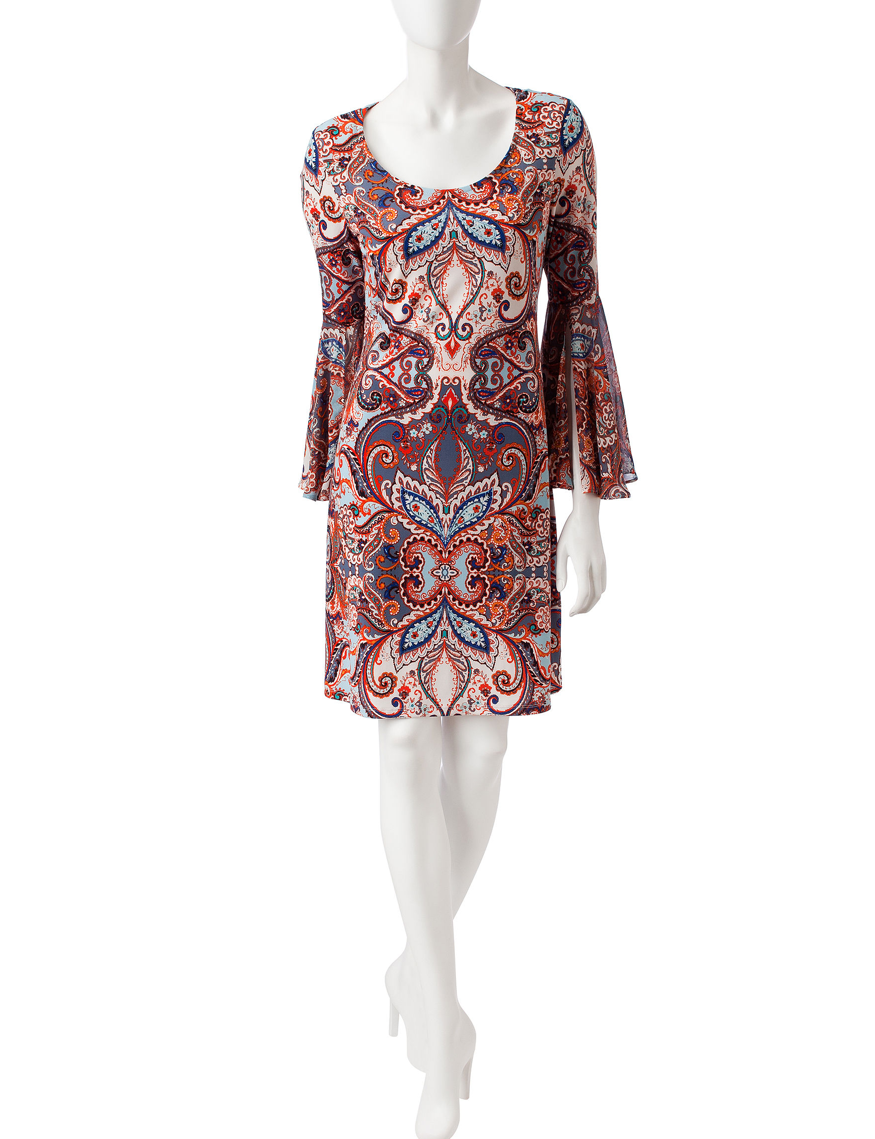 MSK Multi Everyday & Casual A-line Dresses