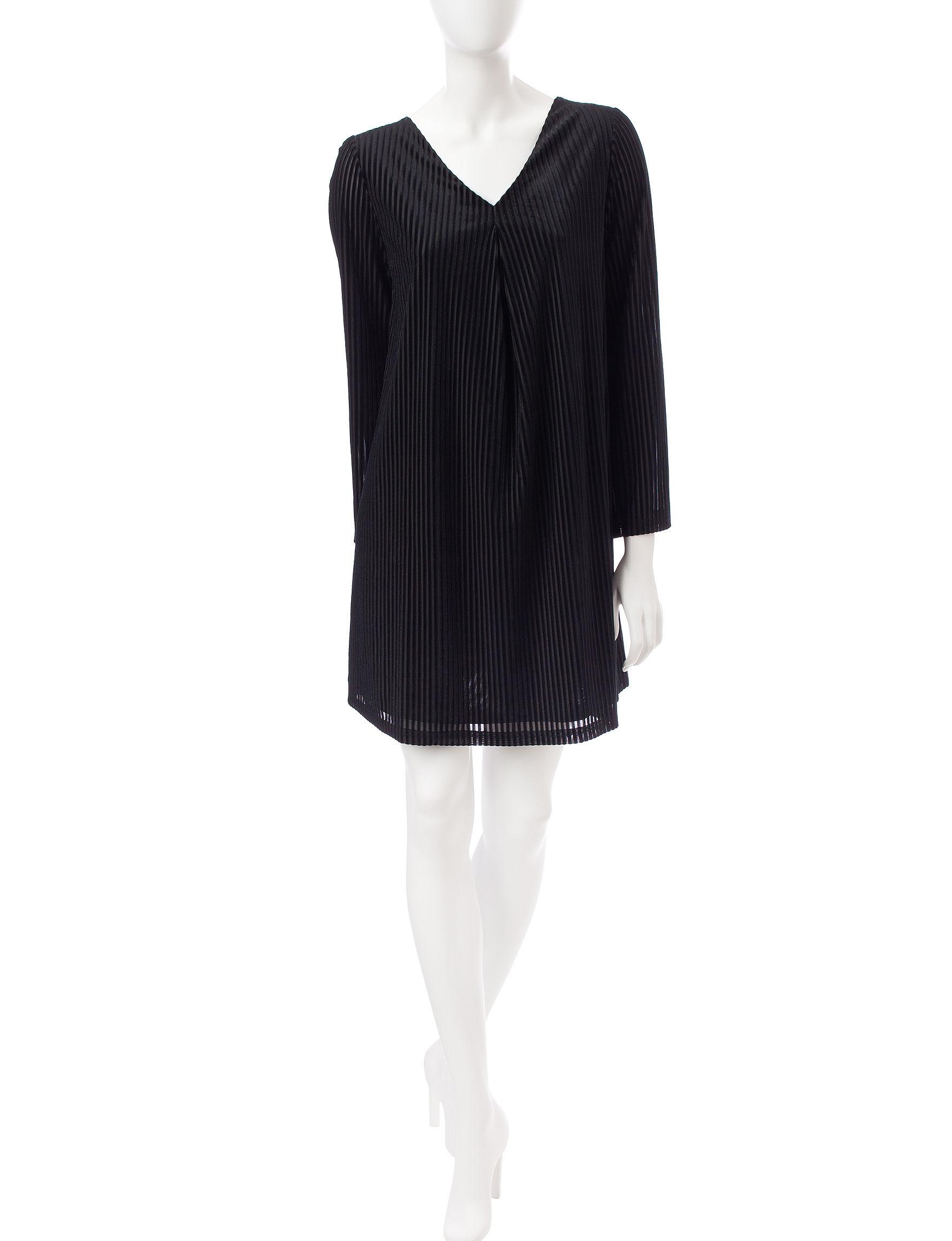Lennie Black Everyday & Casual Shift Dresses