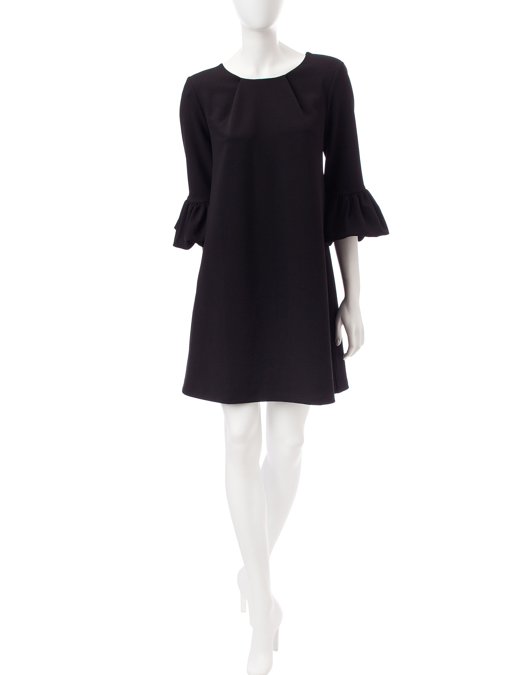 Lennie Black Cocktail & Party Evening & Formal A-line Dresses