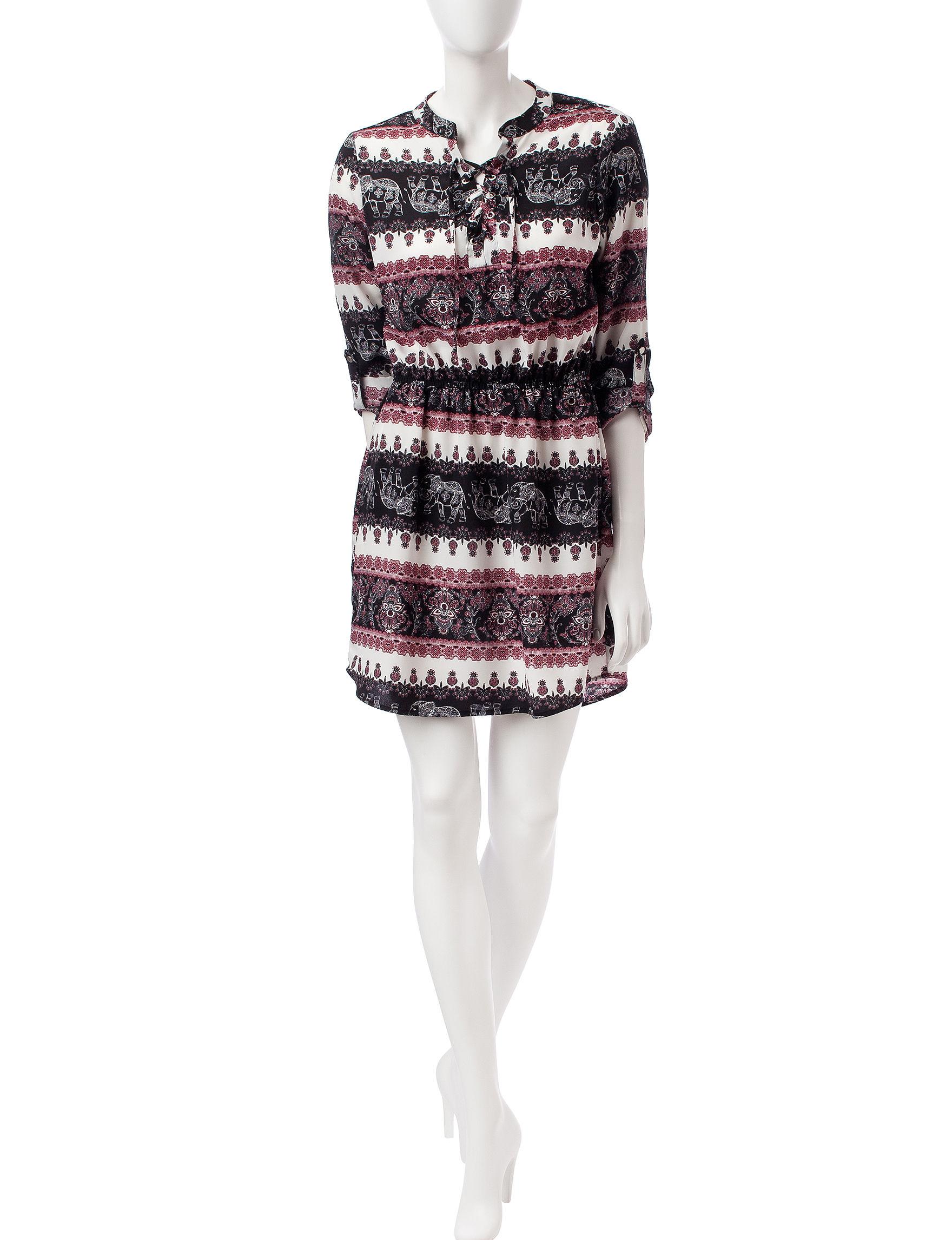 Wishful Park Stripe Everyday & Casual Shift Dresses