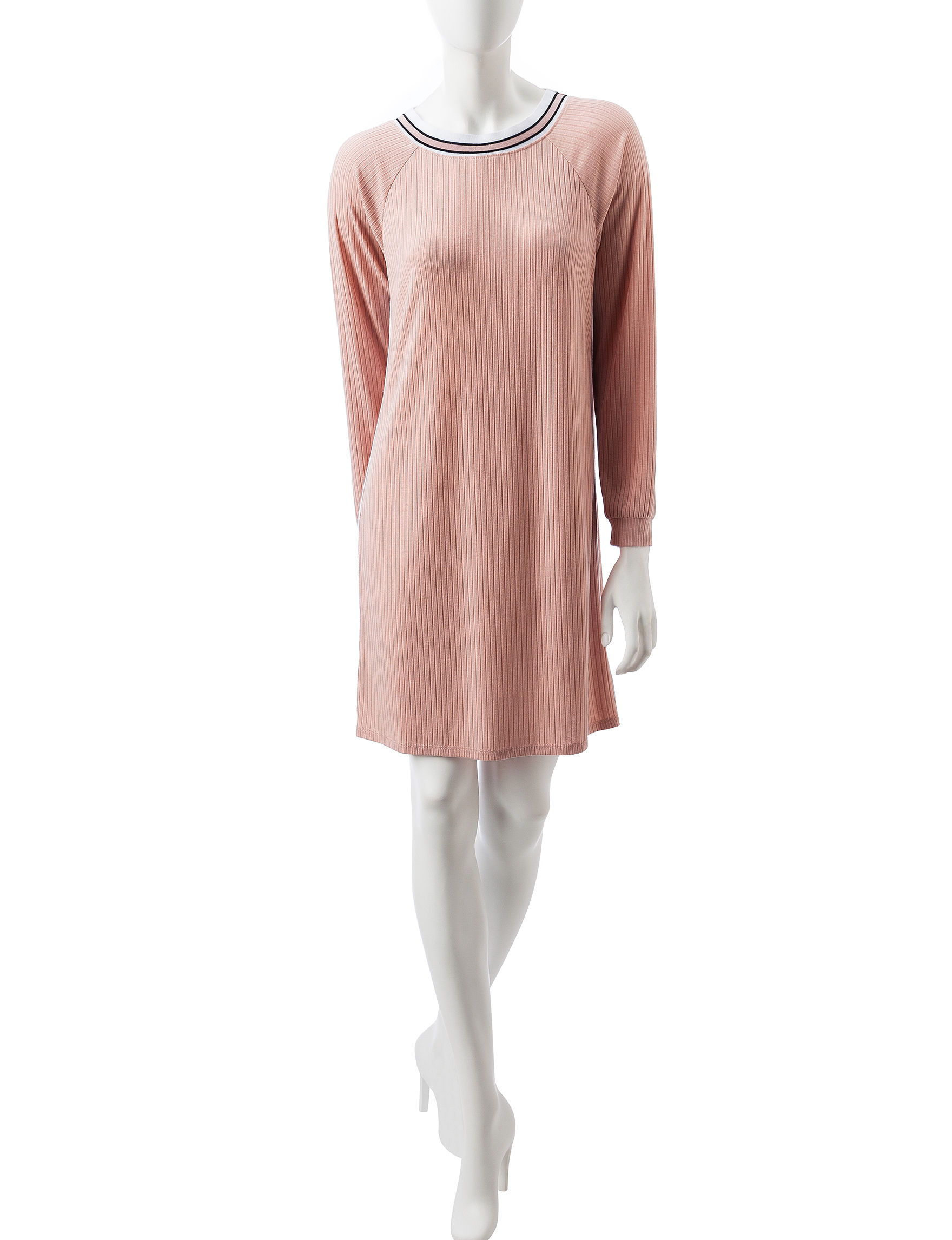 Ronni Nicole Blush Everyday & Casual Shift Dresses