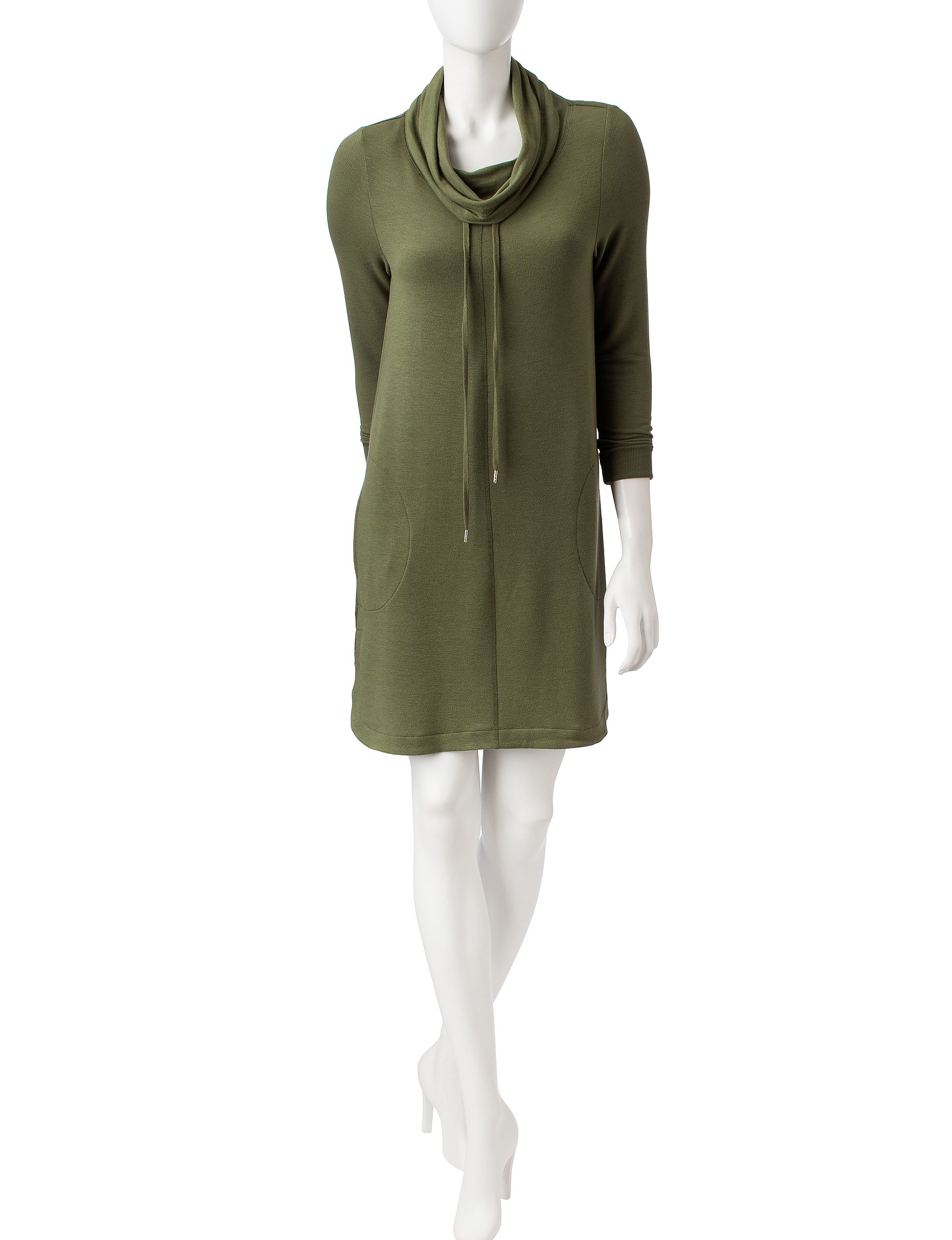 Spense Sage Everyday & Casual Shift Dresses