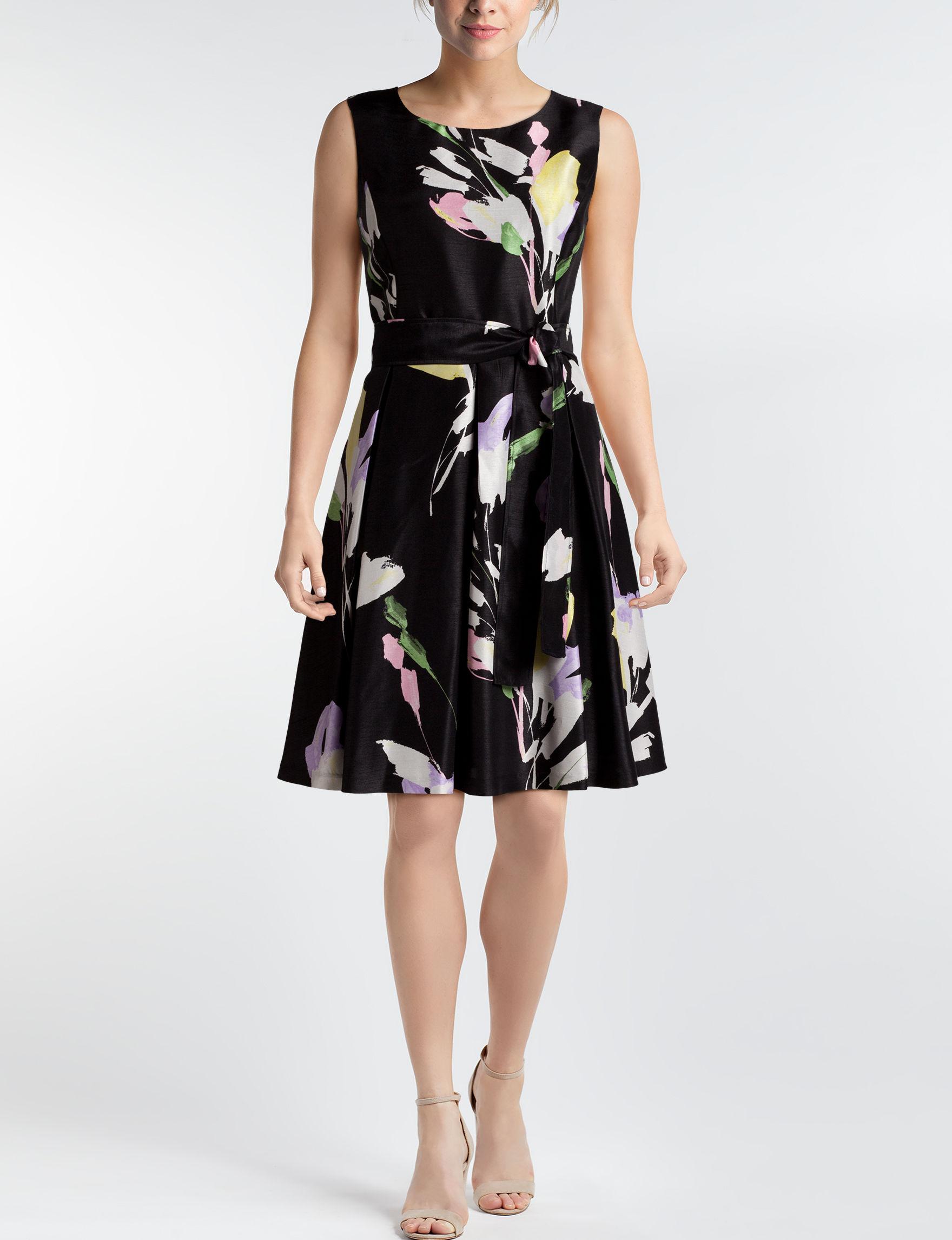 Nine West Black Everyday & Casual A-line Dresses