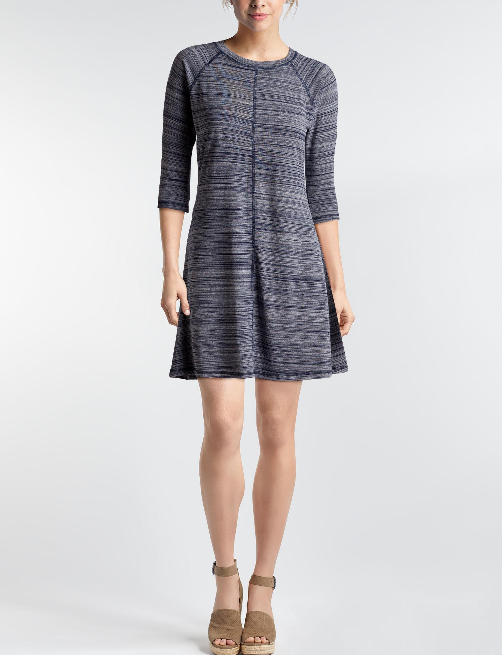BeBop Navy Everyday & Casual Sheath Dresses