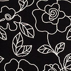 Black / Ivory