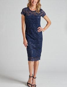 f1b6dad8fab  90.00. Onyx Nite Sequin Lace Dress