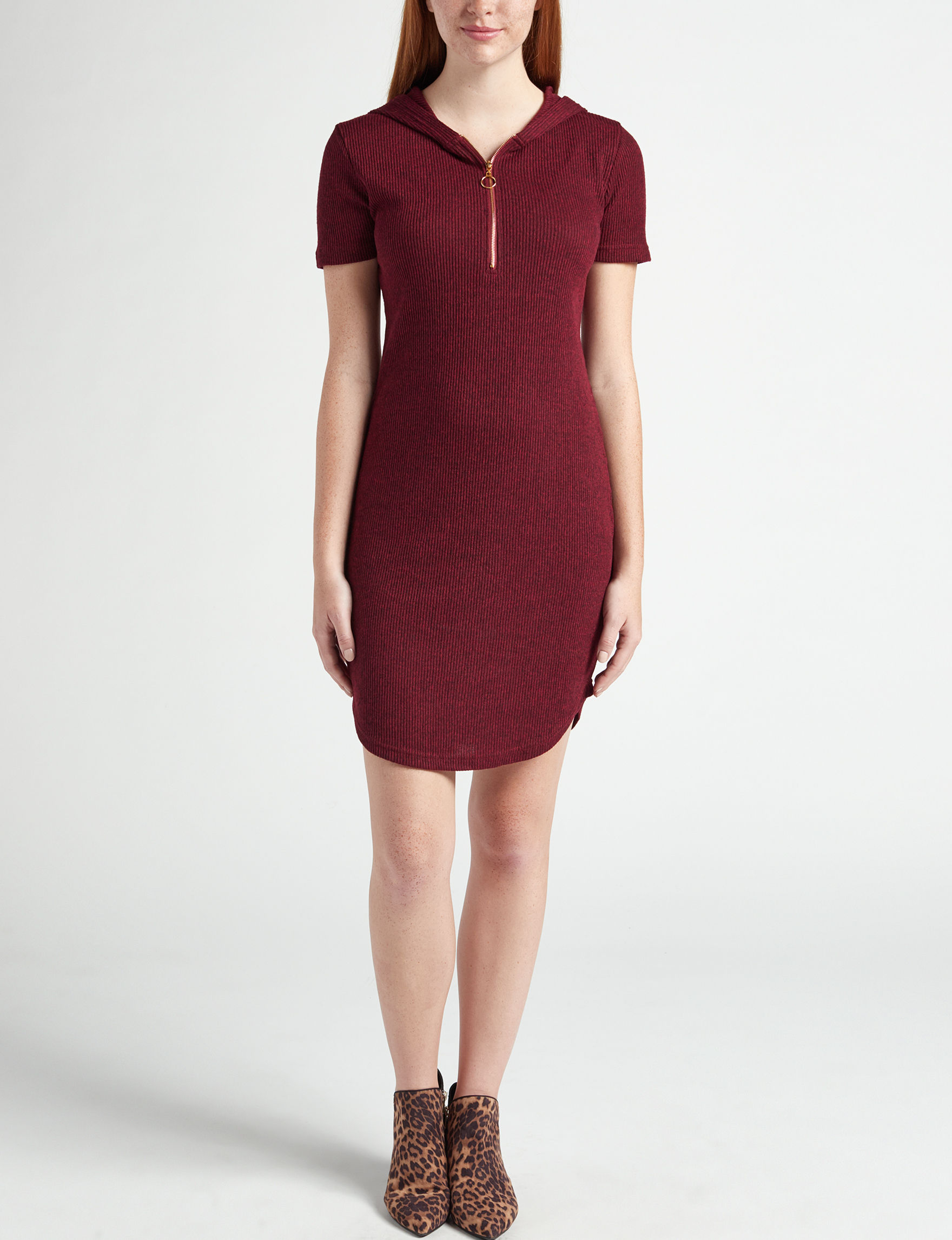 Wishful Park Maroon Everyday & Casual