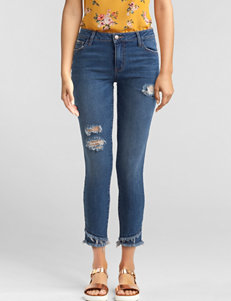 C + J Collections Blue Skinny