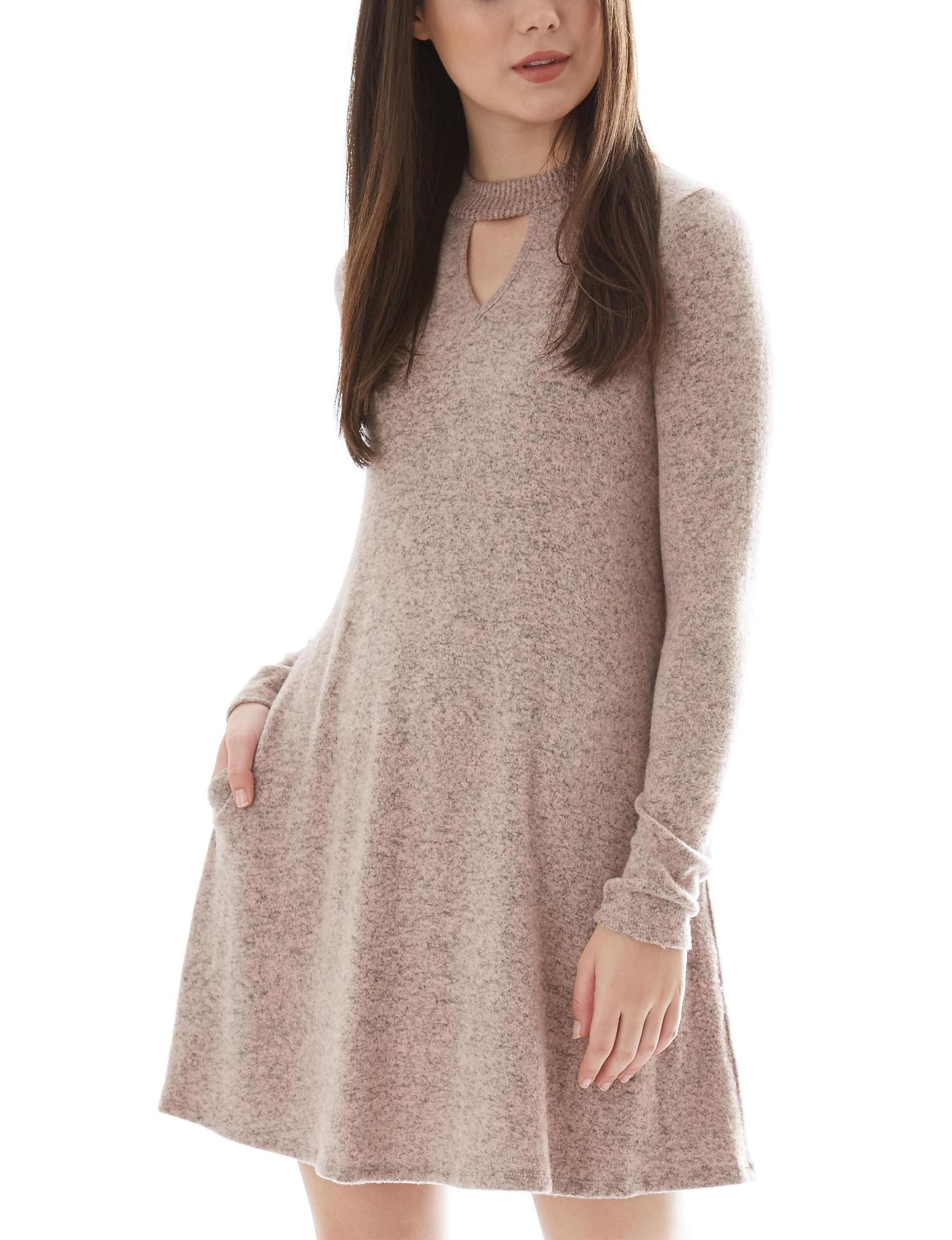 A. Byer Rose Everyday & Casual Sweater Dresses