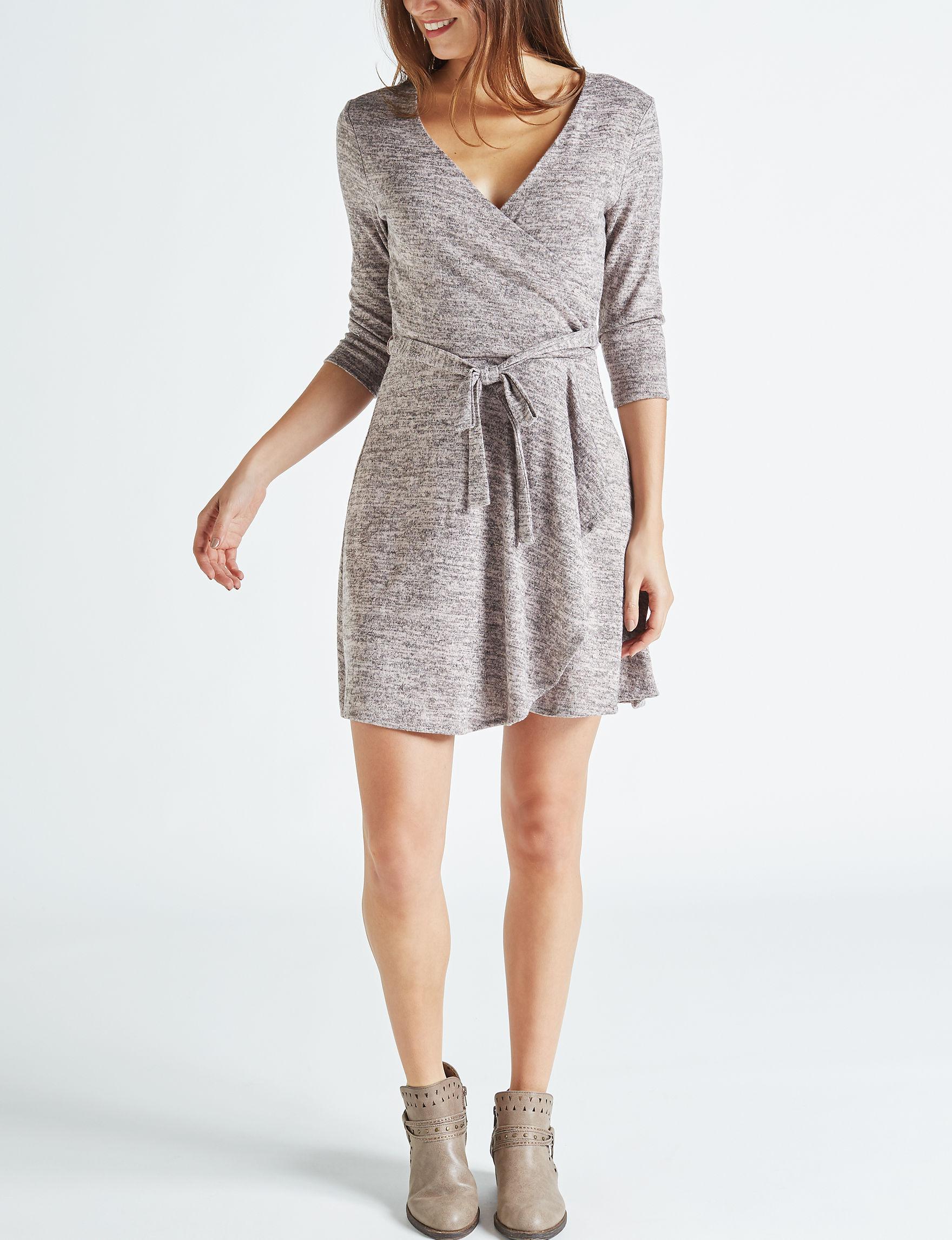 BeBop Blush Everyday & Casual A-line Dresses Sweater Dresses
