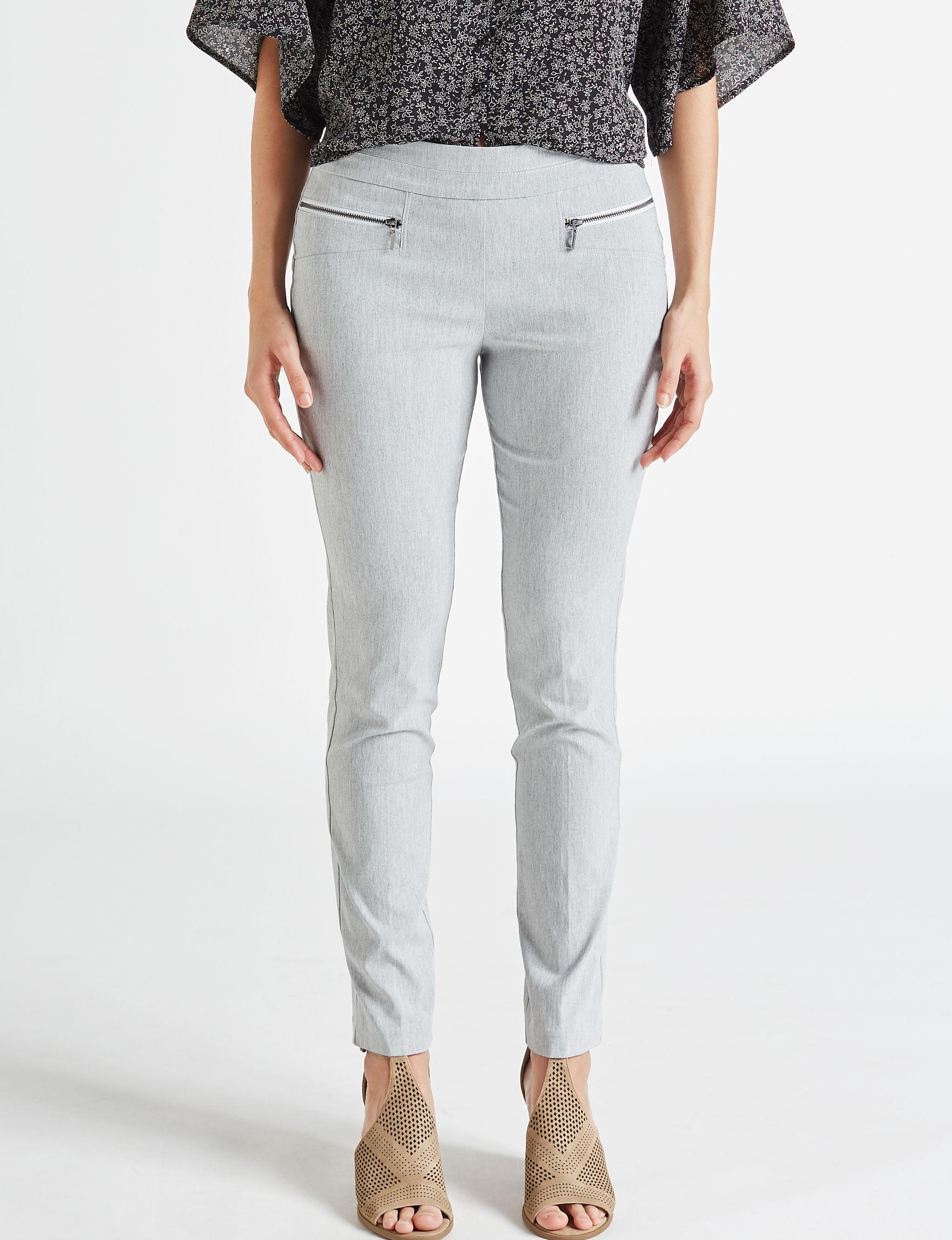 Leighton Grey Skinny