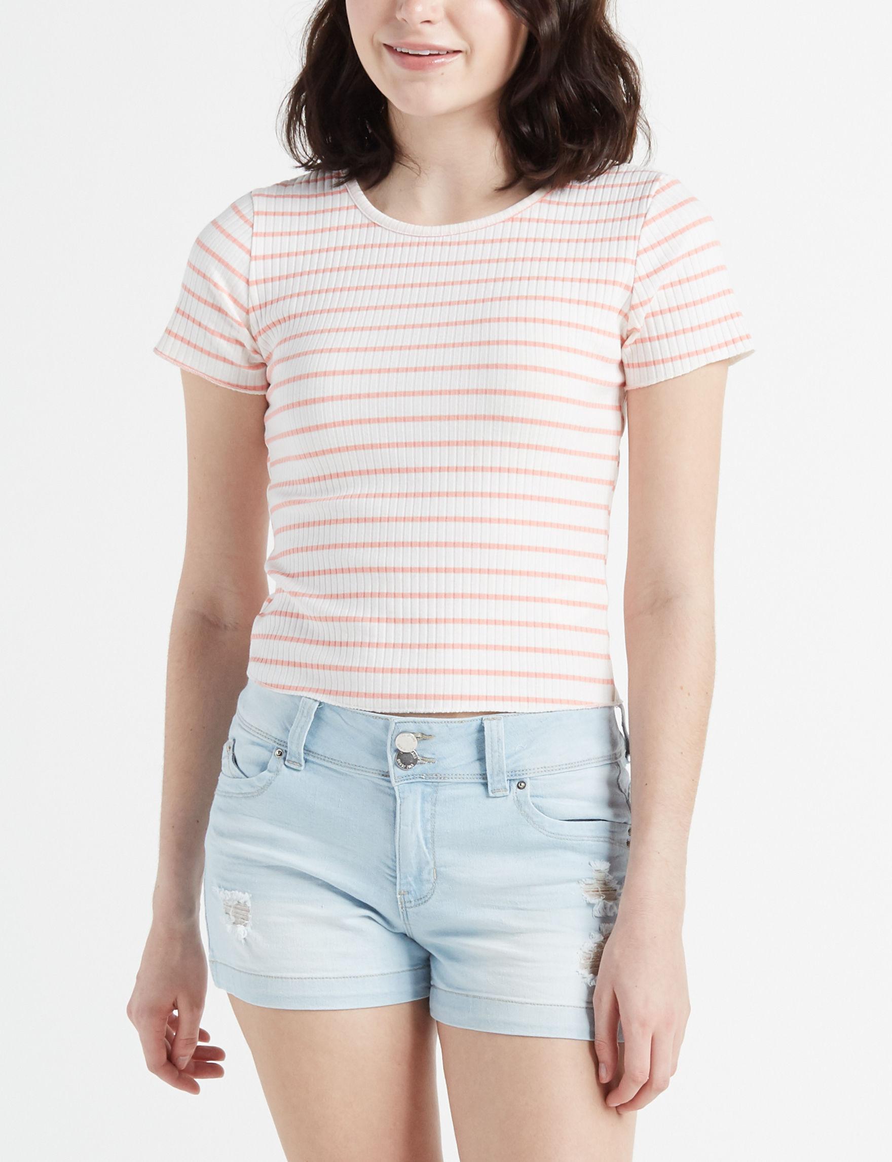 Leighton Melon Shirts & Blouses