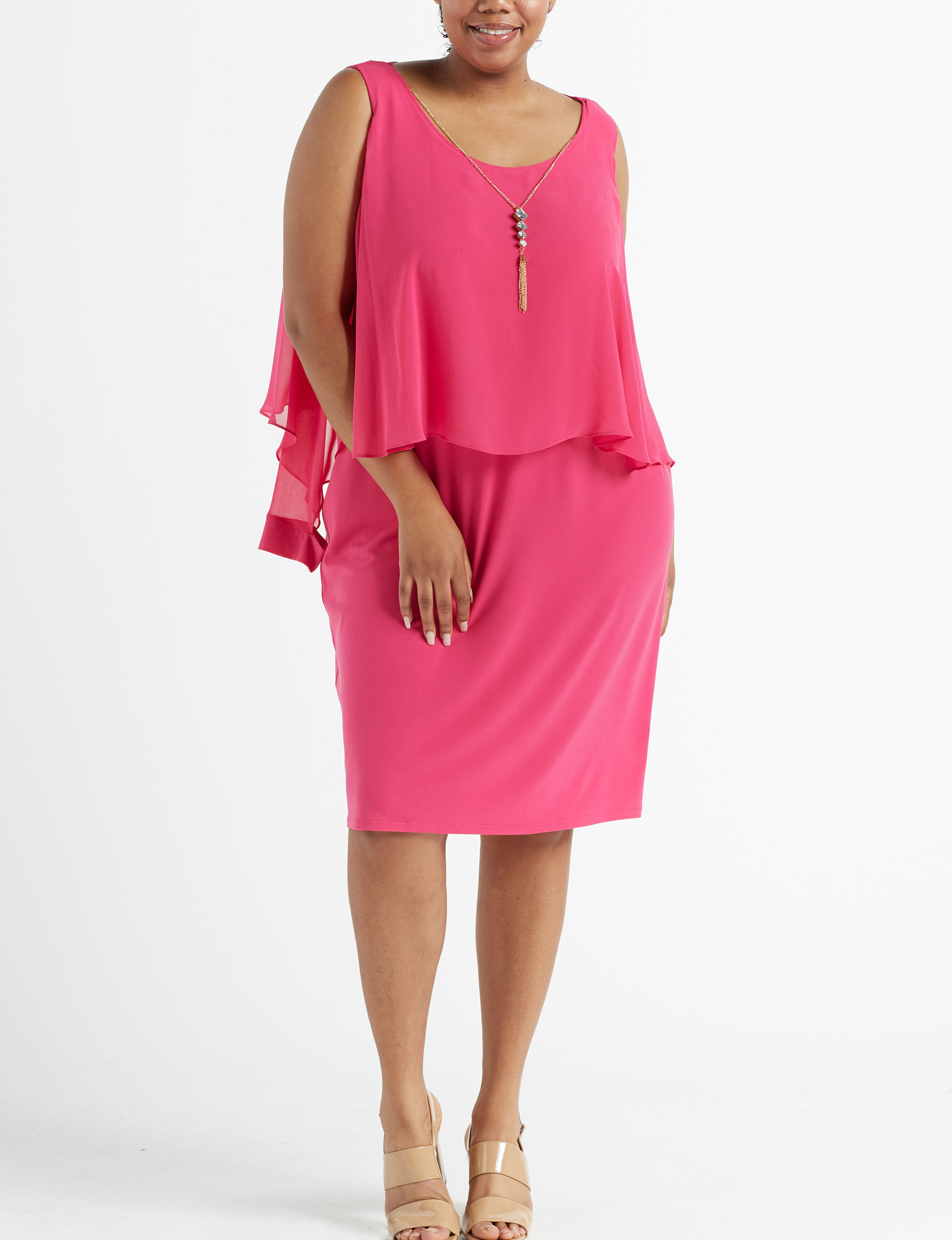Glamour Fuschia Everyday & Casual