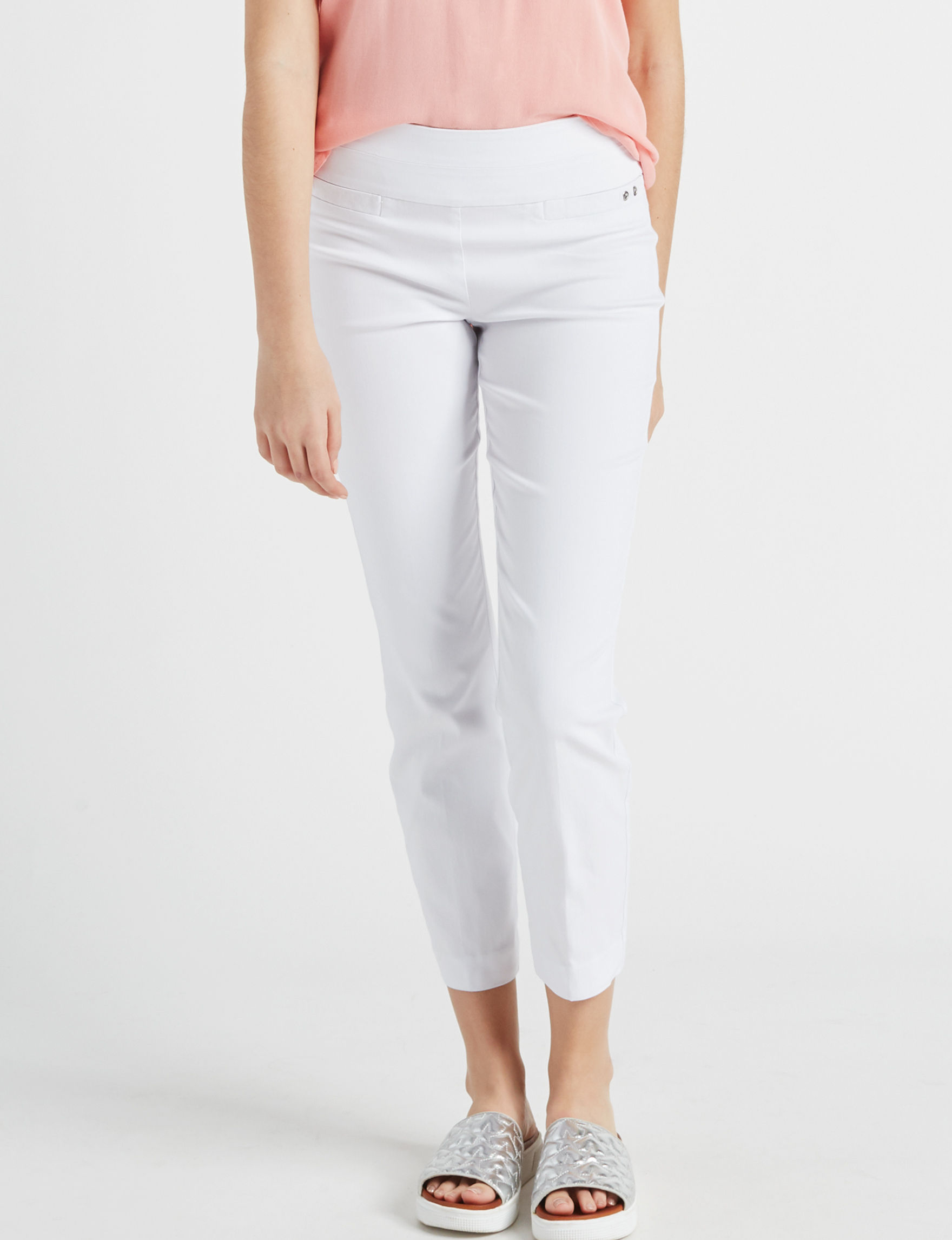Leighton White Skinny