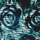 Black / Turquoise