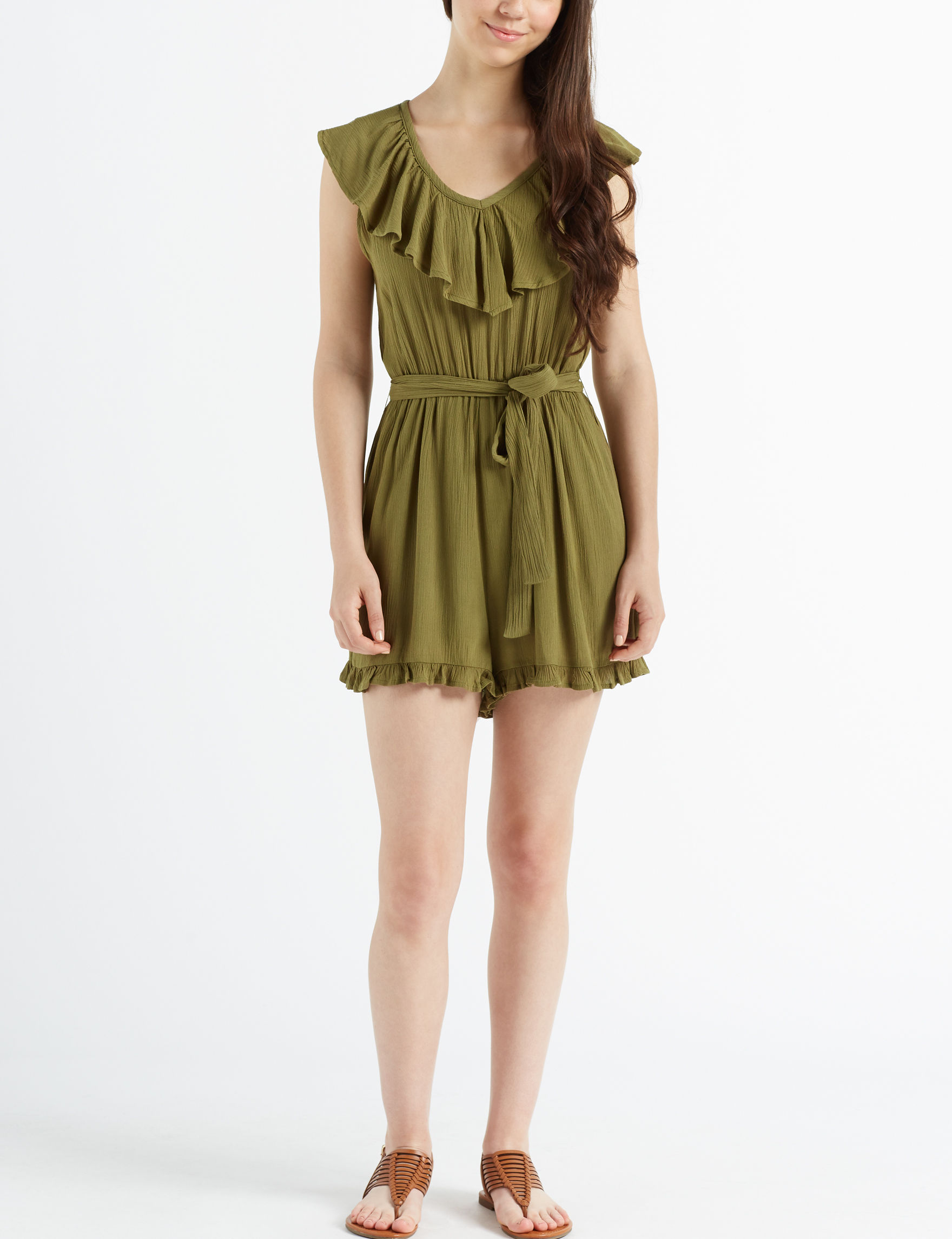 Wishful Park Olive Everyday & Casual