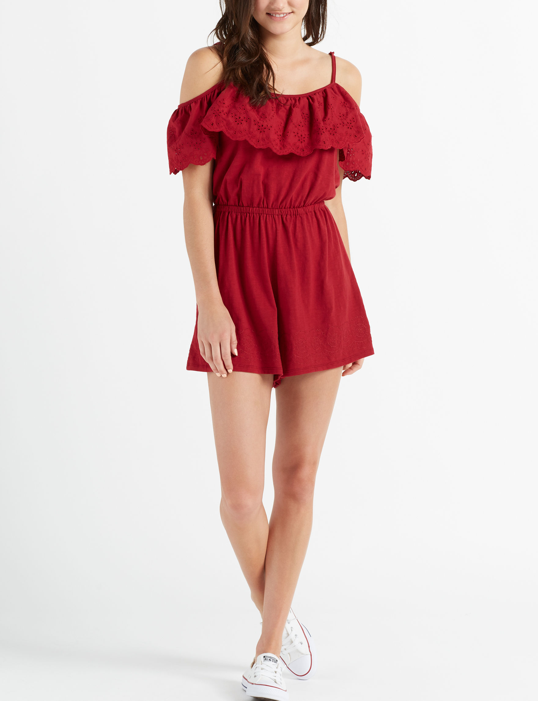 Wishful Park Red Everyday & Casual