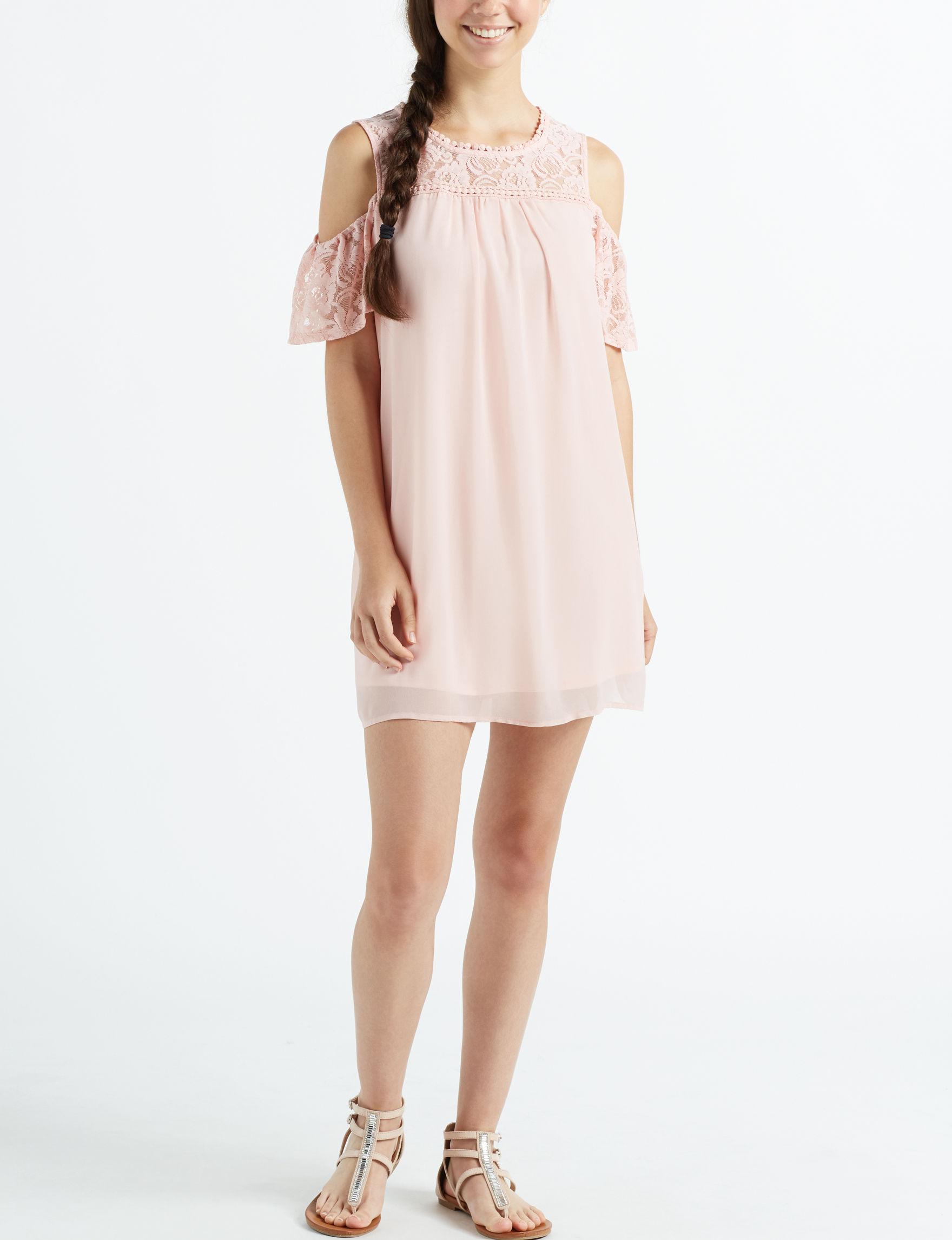 As U Wish Blush Everyday & Casual Shift Dresses
