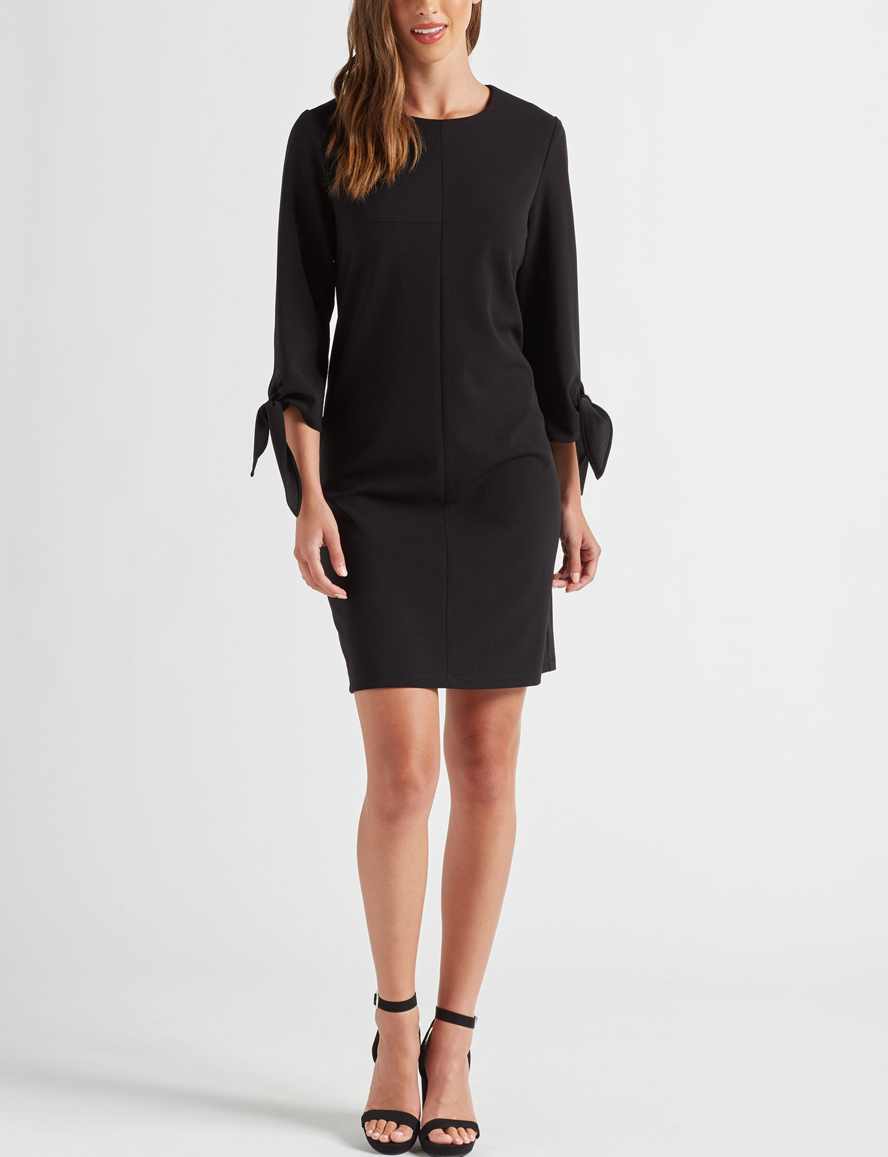Ronni Nicole Black Evening & Formal Shift Dresses
