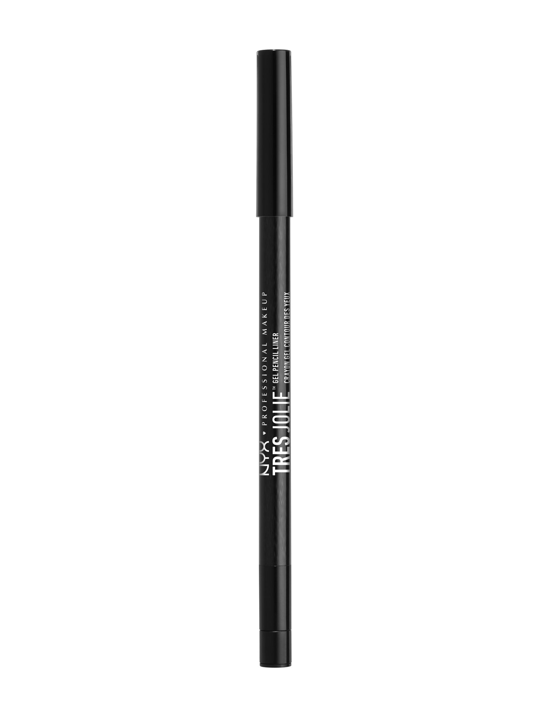 NYX Professional Makeup Black Eyes Eye Liner