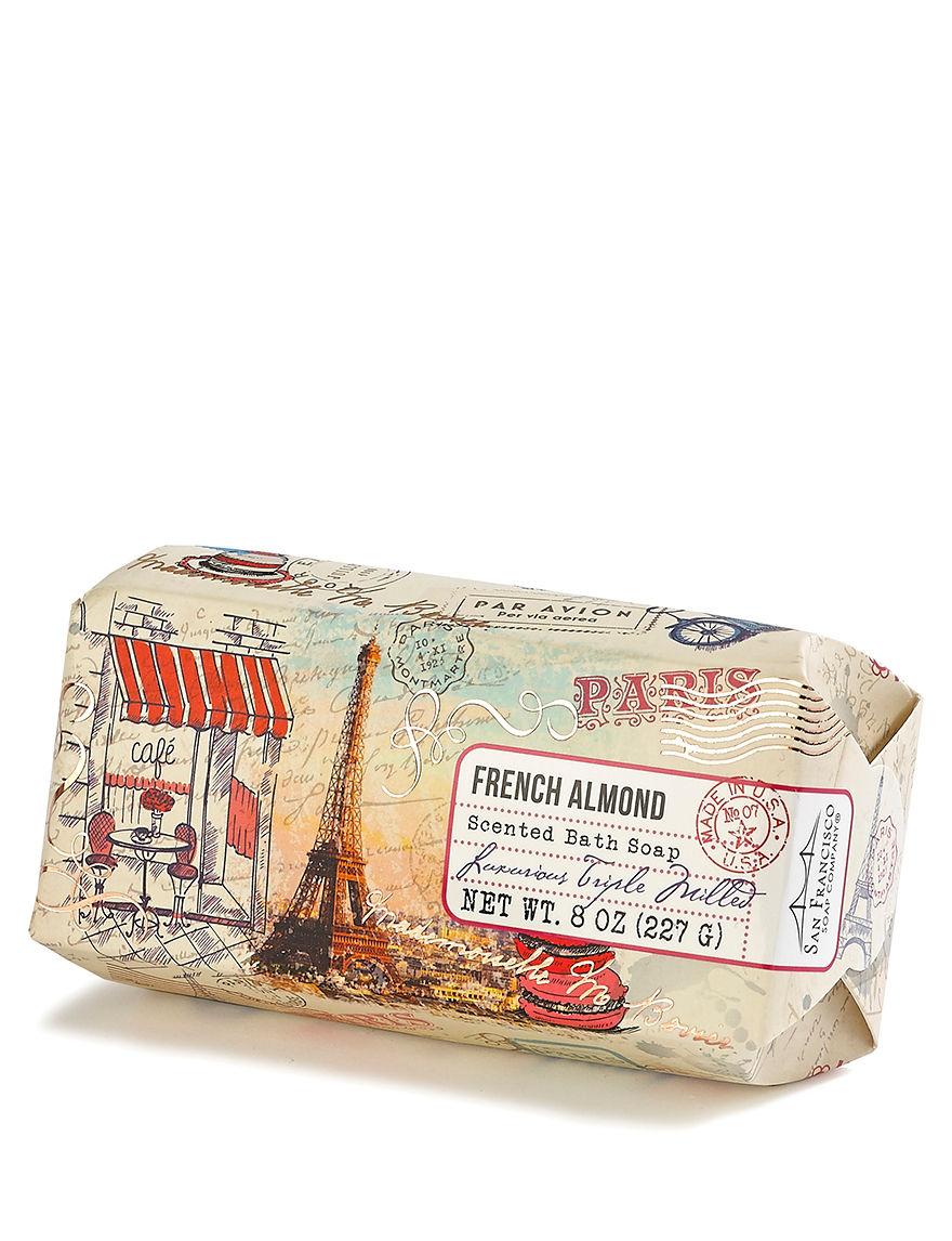 San Francisco Soap Company  Soaps