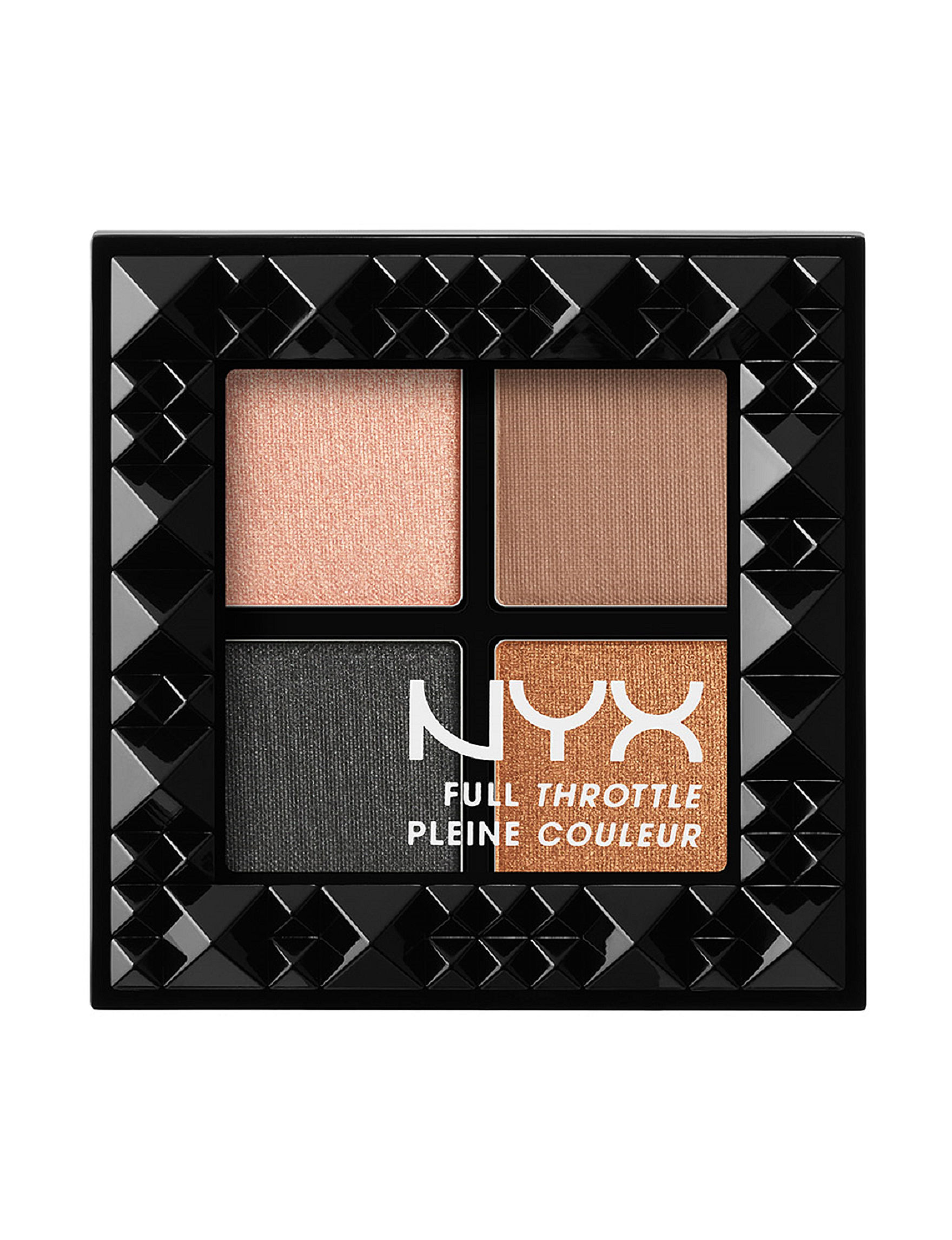 NYX Professional Makeup Take Over Control Eyes Sets & Palettes Eye Shadow